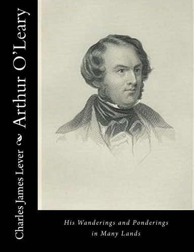 Arthur O'Leary by Charles James Lever.jpg