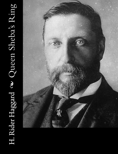 Queen Sheba's Ring by H. Rider Haggard.jpg