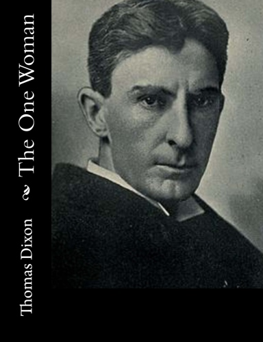 The One Woman by Thomas Dixon.jpg
